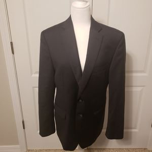 Calvin klein men's black sport coat or blazer.